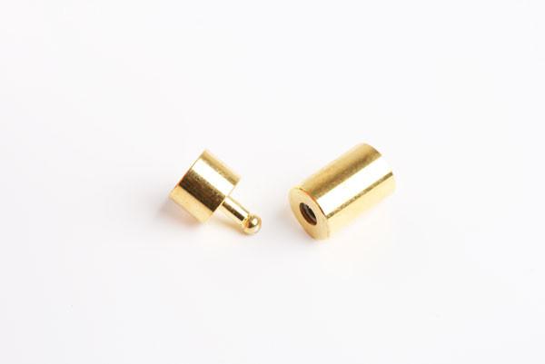 Lås, FG, 9,5x21 mm, indv. 8 mm, 1 stk.
