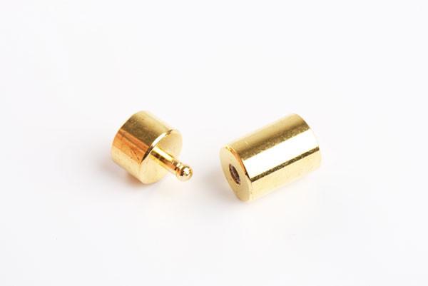 Lås, FG 11,5x23,5 mm, indv. 10 mm, 1 stk.