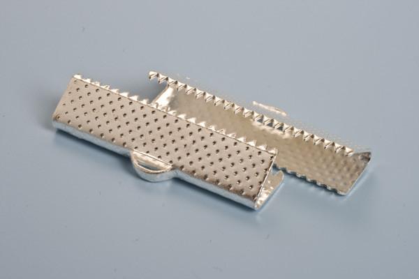 Endestykker, 25x7 mm, FS, 1 par