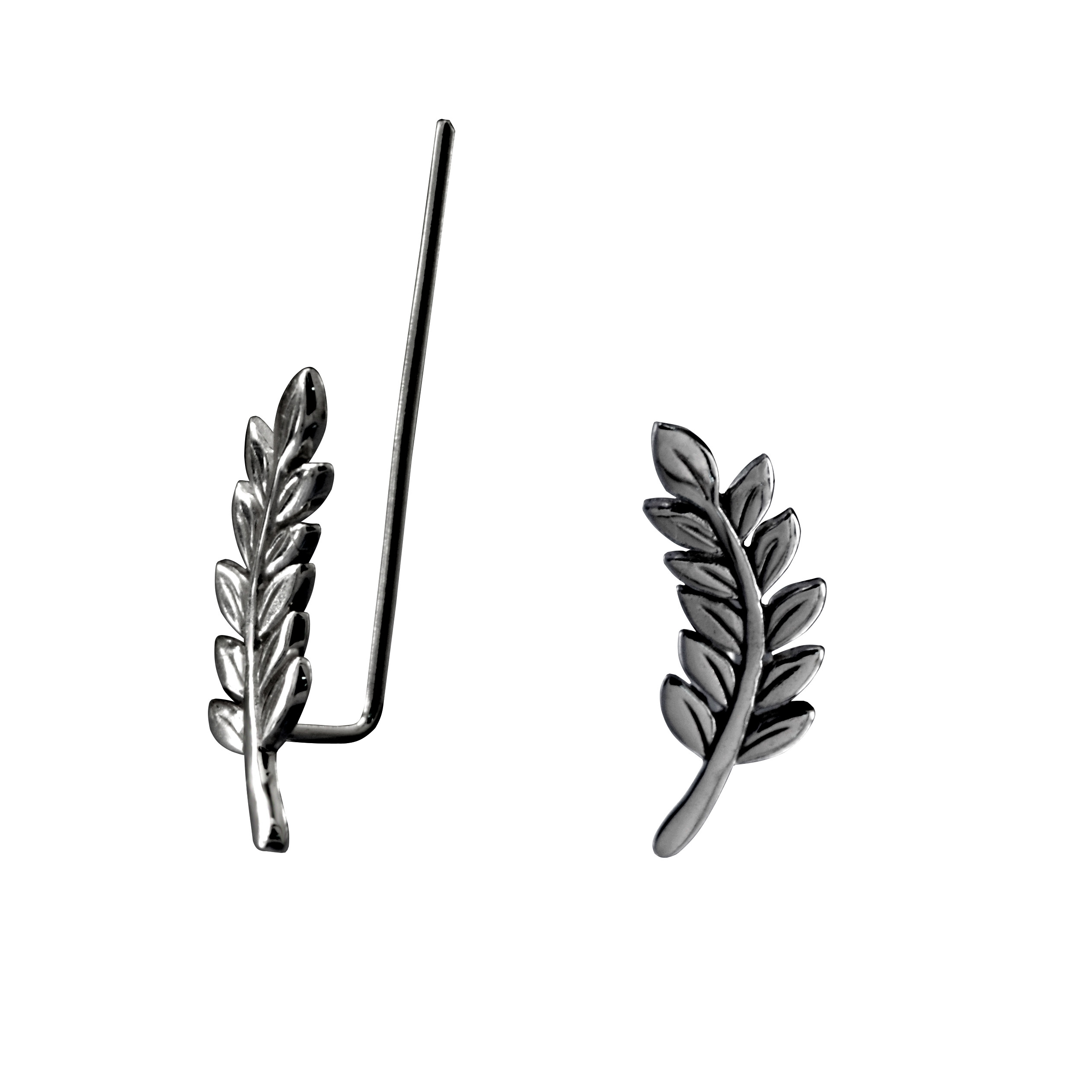 Ear pins m/blad, BP 925s, 1 par