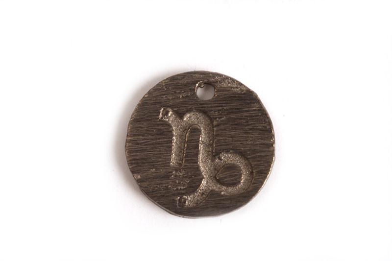 Stjernetegn, stenbuk, 12 mm, BP, 1 stk.