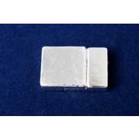 Magnetlås, FS, flad, 14x21 mm, 1 stk.