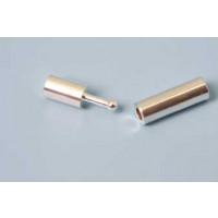 Lås, FS, 3x13,5 mm, indv. 2 mm, 5 stk.
