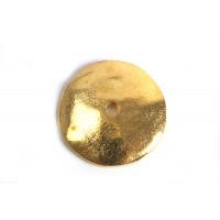 Mønt, 13x1 mm, FG, 12 stk.