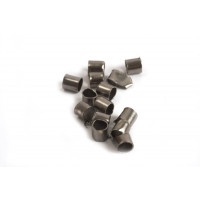 Klemøje, 2,5x2,5 mm, BP, ca. 50 stk.