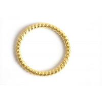 Snoet ring, 1,4 mm, indv. ca. 15 mm, FG, 2 stk.