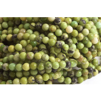 Green Grass, rund, 8-9 mm, 1 streng