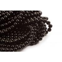 Blackstone, blank, sort, 10 mm, 1 streng