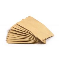 Kraftig papirspose, ca. 12x6 cm, 10 stk.