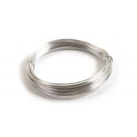 Kraftig tråd i aluminium, 1 mm, FS, 10 meter