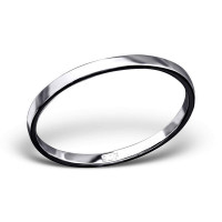 Plain Ring Black