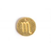 Stjernetegn, skorpion, 12 mm, FG, 1 stk.